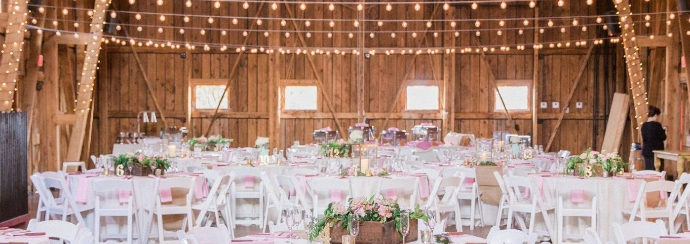Simply Beautiful barn decoration