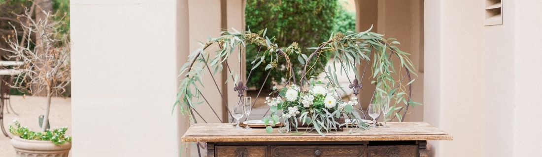 English Charm Wedding Inspiration