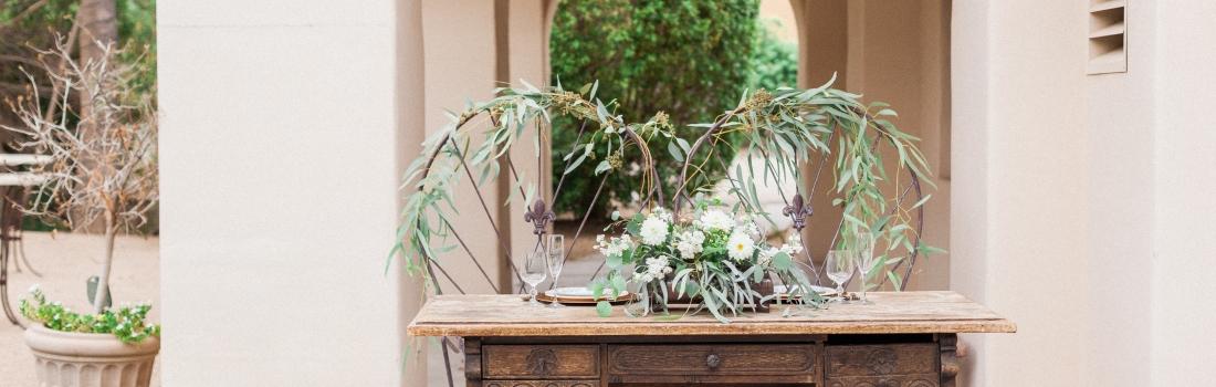 English Charm Wedding Inspiration