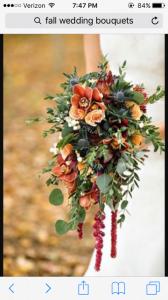 Nikki Zilliox bouquet
