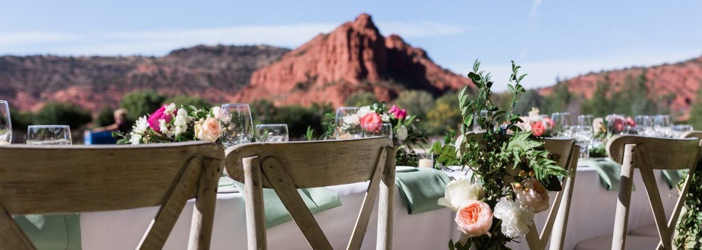 Simply Beautiful Weddings and Events Sedona Surreal