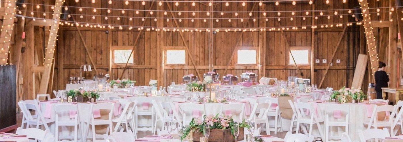 Simply Beautiful barn decoration