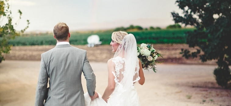Scott & Brittany: A pot of gold at the end of the Rainbow!